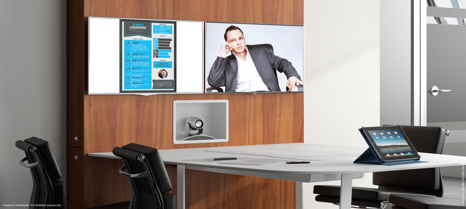 WEMEET CONFERENCE Piece of furniture for coworking and videoconference