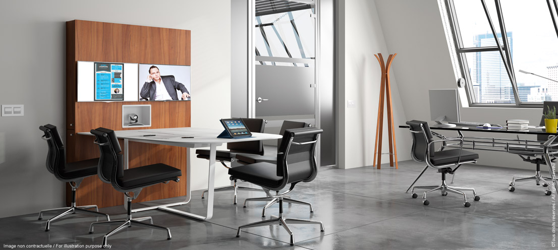 WEMEET CONFERENCE - Meeting furniture for coworking and videoconference