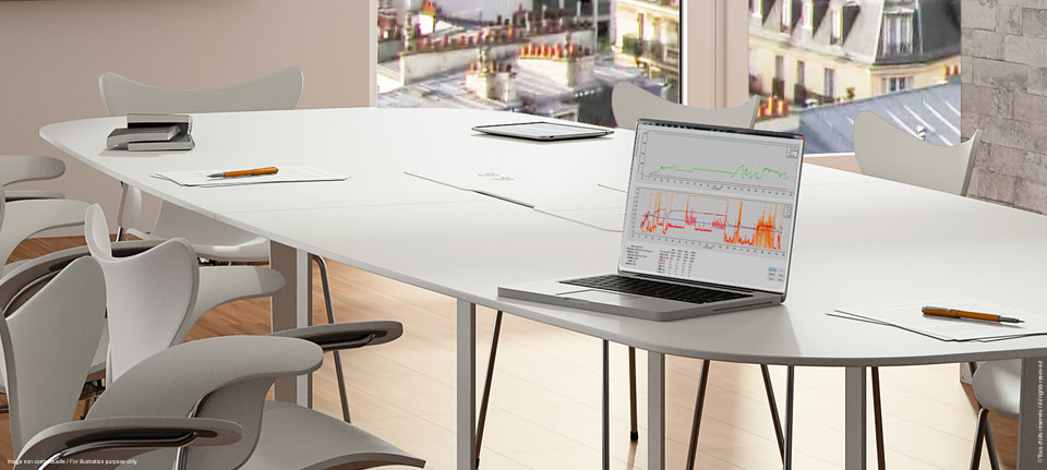 WEMEET MEETING - Meeting table with plug access