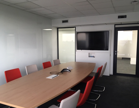 video conference furniture WeMeet Remote for Kyriba