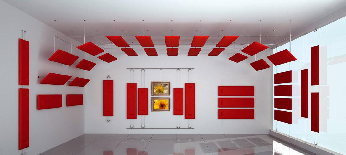 CRAIE DESIGN - Aide acoustique - panneaux absorbants