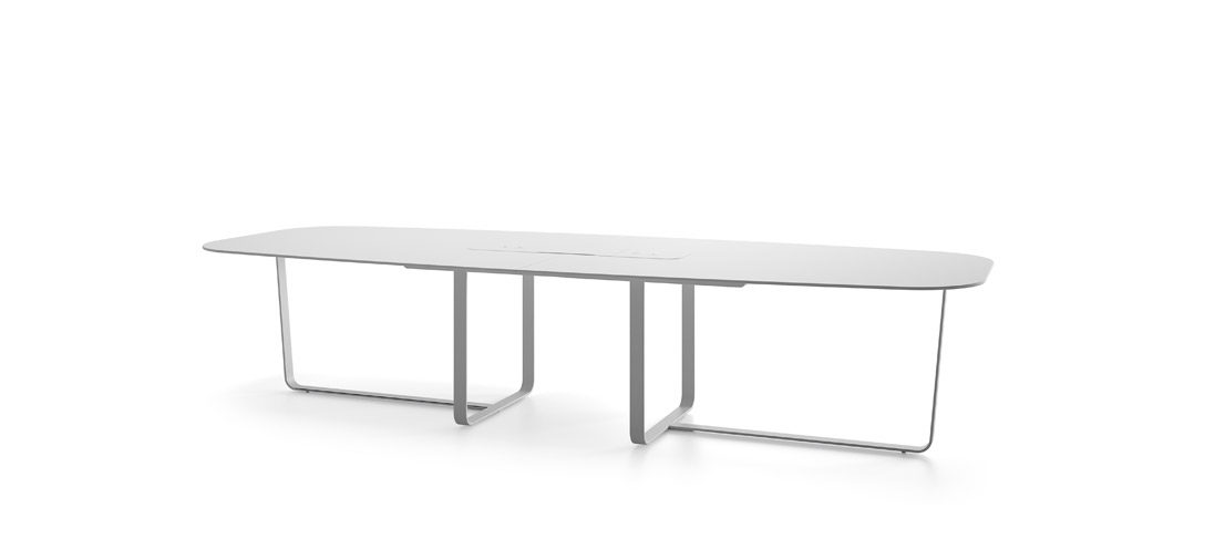 WEMEET MEETING -Table de réunion design avec connectiques