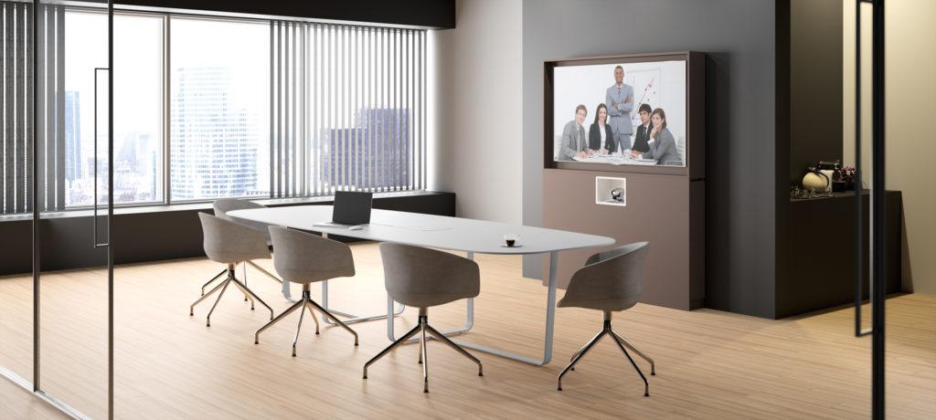 WEMEET REMOTE - Transformez votre salle de réunion en salle de visioconférence