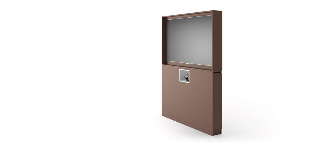 WEMEET REMOTE - meuble multimédia pour réunion et visioconférence