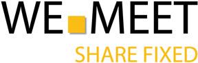 CRAIE DESIGN - WEMEET SHARE FIXED - Logo