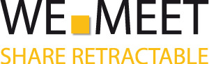CRAIE DESIGN - WEMEET SHARE RETRACTABLE - Logo
