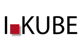 Logo I-KUBE de Craie Design