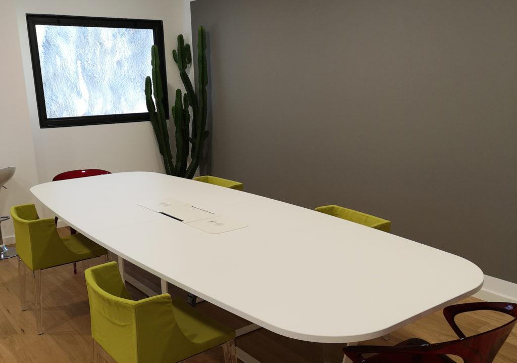 Table réunion biocentric
