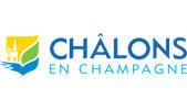 Logo Châlons-En-Champagne - Référence Craie Design